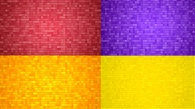 Motion Color Squares (Triggered)
